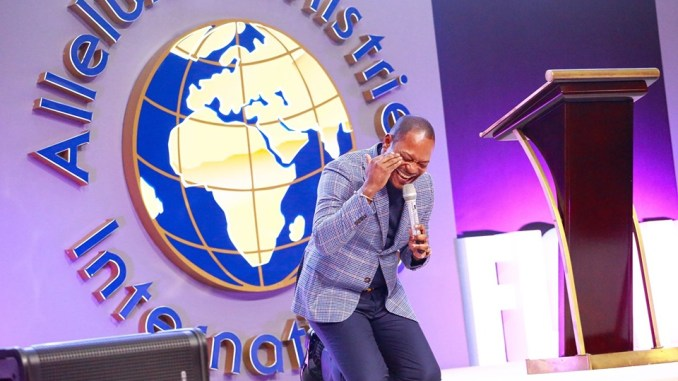 Pastor Alph Lukau's Prophecy To You This Week!