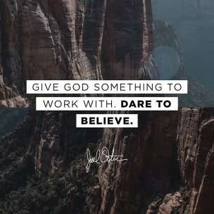 Joel Osteen Devotional 19 August 2019