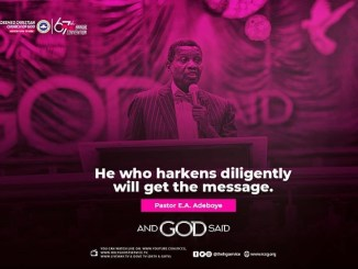 Open Heavens Devotional 9 August 2019