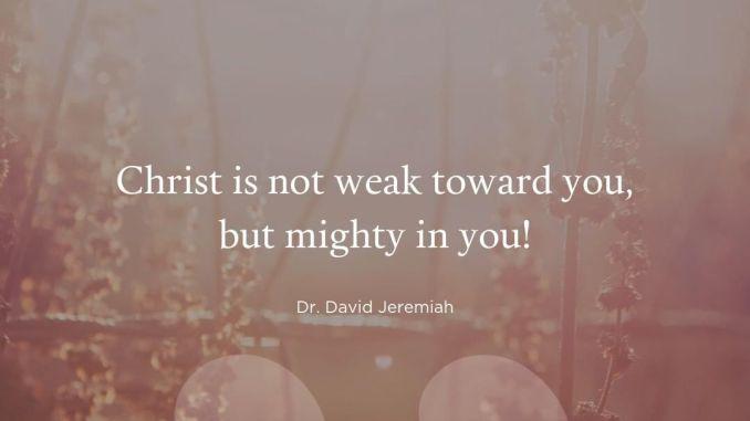 David Jeremiah Devotional 11 October 2019