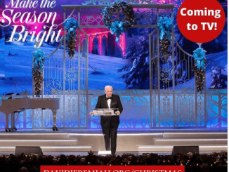 David Jeremiah Devotional 17th December 2019