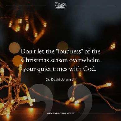 David Jeremiah Devotional 14th December 2019
