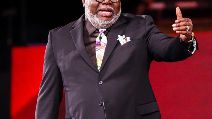 Bishop T.D Jakes' Word To You Today