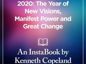 Kenneth Copeland Devotional 11th January 2020