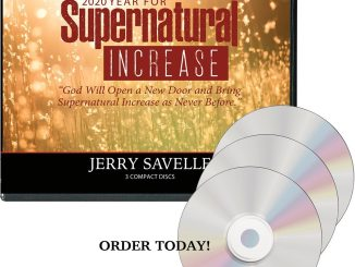Jerry Savelle Devotional 3rd January 2020
