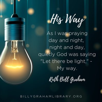 Billy Graham Devotional 21st January 2020