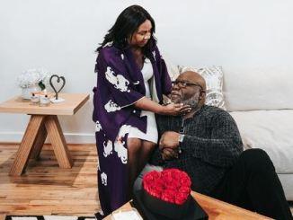 Bishop T.D Jakes Congratulates Wife Serita Jakes