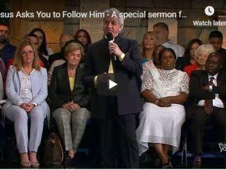Benny Hinn Sermon - Jesus Asks You to Follow Him