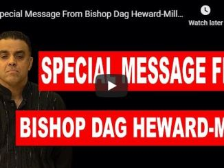 Bishop Dag Heward-Mills Message - The burden of Dumah