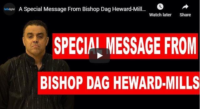 Bishop Dag Heward-Mills Message - The burden of Dumah