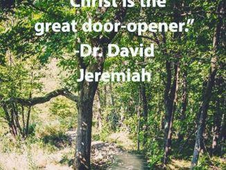 David Jeremiah Devotional 14 March 2020
