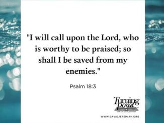 David Jeremiah Devotional 10 March 2020