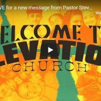 Elevation Church Live Sunday Service With Pastor Steven Furtick Today