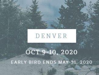 Joyce Meyer Conference Denver 2020
