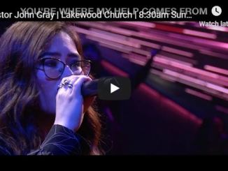 LakeWood Church Live Sunday Service March 8 2020