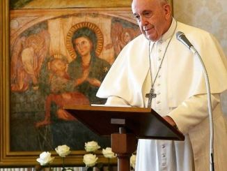 Pope Francis Coronavirus prayers