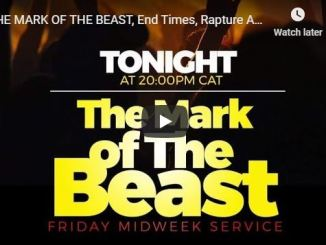 Shepherd Bushiri Sermon - The Mark Of The Beast