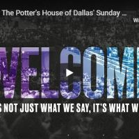 Potters House Live Sunday Service With Bishop TD Jakes March 29