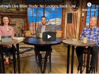Andrew Wommack & Jeremy Pearsons - No Looking Back