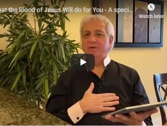 Benny Hinn sermon - What the Blood of Jesus Will do for You