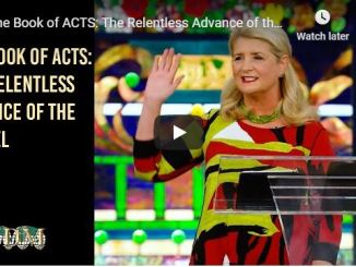 Cathy Duplantis Message - The Relentless Advance of the Gospel Vol 5