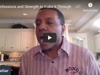 Creflo Dollar Sermon - Confessions and Strength to make it Through