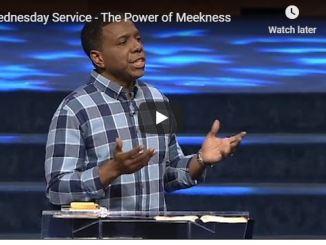 Creflo Dollar Sermon - The Power of Meekness - April 29