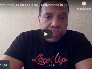 Creflo Dollar Sermon - Communion