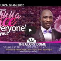 Dunamis Church Sunday Live Service With Pastor Paul Eneche April 5