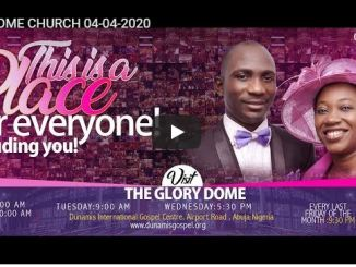 Dunamis Church Sunday Live Service With Pastor Paul Eneche