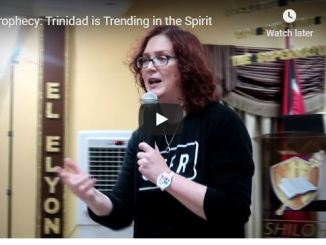 Jennifer LeClaire Ministries Prophecy - Trinidad is Trending in the Spirit