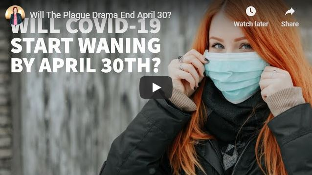 Jennifer LeClaire Ministries - Will The Plague Drama End April 30