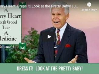 Jesse Duplantis Sermon - Look at the Pretty Baby