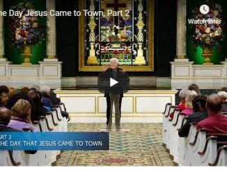 Jesse Duplantis Sermon - The Day Jesus Came to Town