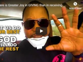 Pastor Alph Lukau - There is Greater Joy in GIVING than in receiving