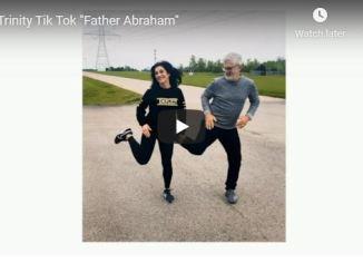 Pastor Jim Hennesy Sermon - Trinity Tik Tok Father Abraham