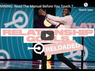 Pastor Michael Todd - Read The Manual Before You Touch The Product