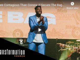 Pastor Michael Todd Sermon - More Contagious Than Corona