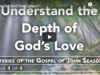 Rabbi Schneider Sermon - Why Did God Send Jesus?