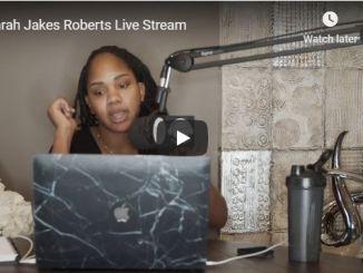 Sarah Jakes Roberts Live Sermon