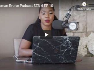 Sarah Jakes Roberts Podcast - Woman Evolve Podcast