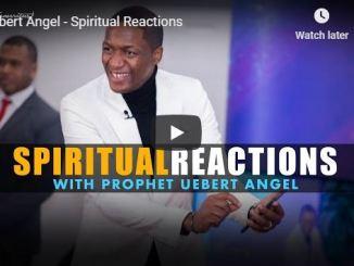 Spiritual Reactions with Prophet Uebert Angel