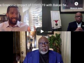 TD Jakes - Economic impact of covid-19