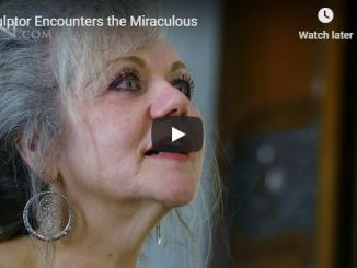 The 700 Club - Sculptor Encounters the Miraculous
