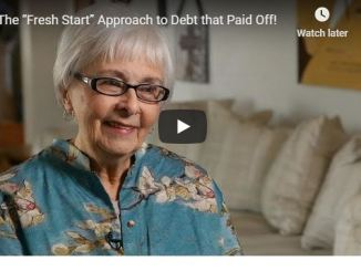 The 700 Club - The Fresh Start Approach to Debt that Paid Off