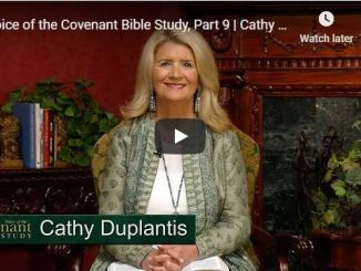 Cathy Duplantis - Voice of the Covenant Bible Study