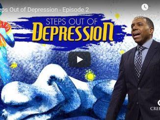 Creflo Dollar Sermon - Steps Out of Depression - May 2020