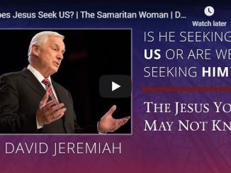 David Jeremiah Sunday Service Sermon May 24 2020