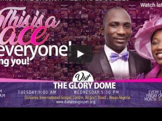 Dunamis Church Sunday Live Service May 24 2020