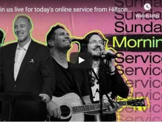 Hillsong Church Pentecost Sunday Service May 31 2020